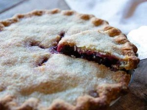 Blueberry Apple Pie $16 900g