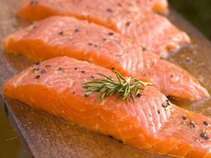 Salmon Portions $45kg